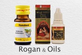 Rogans & Oils