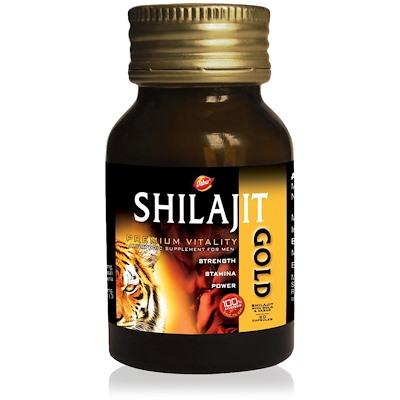Dabur Shilajit Gold