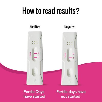 i-know ovulation test kit