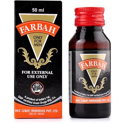 Rex Farbah Oil